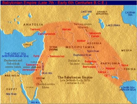 Important People in the History of Ancient Mesopotamia
